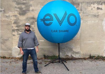 Inflatable Spheros