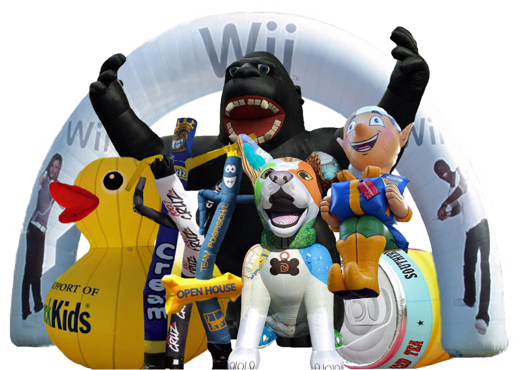 Custom Inflatables