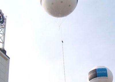 Floating Sphere